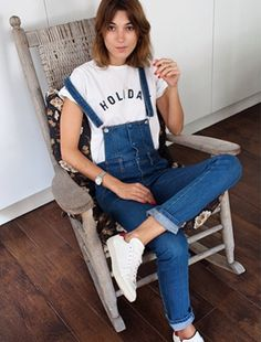Are you are jeans girl? Me too.. At the moment I'm totally crushing on denim dungarees. Love this trend, it's so chilled - especially if role up the ends and style it with a pair of trainers and a plain tee. These one from Asos are just perfect:  http://asos.to/WNosaR