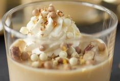 Pudding Desserts, Panna Cotta, Salt, Food And Drink, Breakfast, Ethnic Recipes, Drinks, Morning Coffee, Drinking