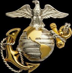 Us Marine Corps history The United States Marine Corps emblem is an eagle, a globe and an .
