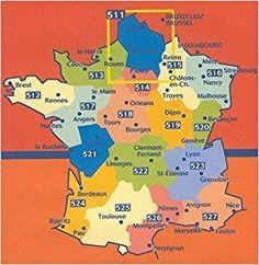 Télécharger Carte indéchirable Nord-Pas-de-Calais, Picardie 2014 Michelin Gratuit