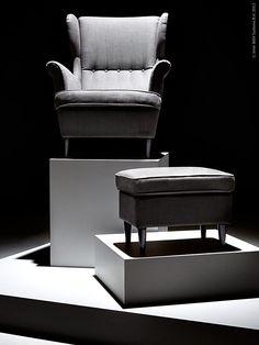 Öronlappsfåtöljen, en favorit genom tiderna | Livet Hemma – IKEA