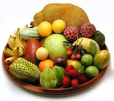 Tropical fruit grown at ONO Organic Farms   located on the world-famous Road to Hana.