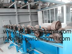 Su Chuang offer skew rolling machine and equipment for producing steel ball mill from 20 mm to 150 mm by using Skew Rolling machine. These balls are used in steel industry, mining industry( iron mine, gold mine, copper mine), cement factories, power plants.Website: www.skewrollingmill.com Email: info@skewrollingmill.com skewrollingmill@yeah.net