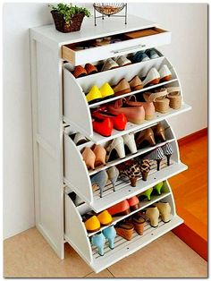 awesome Shoe Storage cupboard http://homesimprovement.org/shoe-storage-cabinet/