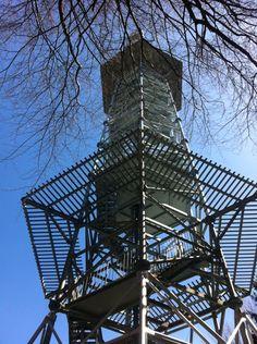 Rozhledna Pípalka in Křemešník Lighthouses, Towers, Czech Republic, Skyscraper, Multi Story Building, Around The Worlds, Places, Travel, World