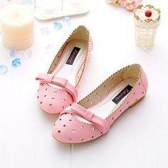 flat shoes cute