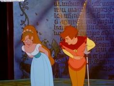 Most adorable moment in Thumbelina.