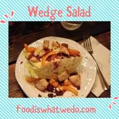 Food from around the world to your table! Wedge Salad, Super Simple, Ethnic Recipes, Blog, Check, Blogging
