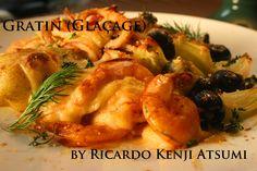 Seafood Glatin Glacage