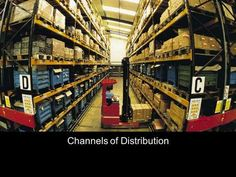 Channel of Distribution How will you get your products to sell? How will you get the products to the customer's hands? Channels of Distribution are the routes products or services take from the time they are produced to the time they are consumed. Channel, Products, Beauty Products