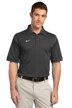 8d270065af Nike Golf Dri-FIT Sport Swoosh Pique Polo.