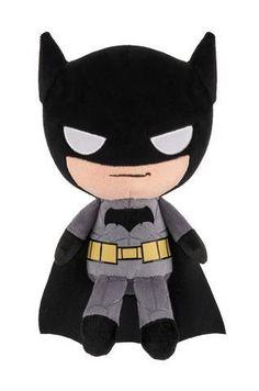Funko Hero Plushies DC Comics - Batman Stofftier #batman #funko #heroplushies #plush #plüsch #stofftier #elementarstore