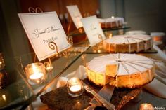 Cheesecake bar  I need an event just to make this happen!