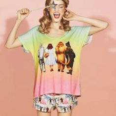 Peter alexander wizard of oz pajamas!!