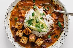 Root Vegetable Coconut Curry by Faring Well #vegan