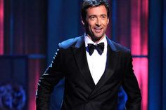 Well-known action hero of #Hollywood Hugh #Jackman is preparing himself for the upcoming #Tony #awards. He is practicing very hard for this event. He will perform in awards and that's why the Wolverine star rehearsing for Tap dance.   Hugh posted his photo on Instagram while #dancing, like a professional #choreograph by Warren Carlyle.
