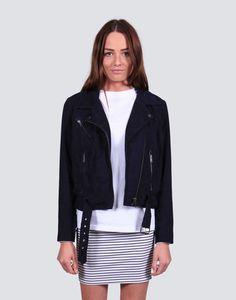 Berlin Suede Jacket | theonlinestore Suede Jacket, Leather Jacket, Berlin, Denim, Jackets, Collection, Fashion, Suede Moto Jacket, Studded Leather Jacket