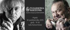 FILHARMONIA NARODOWA Piątek, 30 października 2015, g.19.30 MAKSYMIUK UrbSymphony URBANIAK ORKIESTRA FILHARMONII NARODOWEJ SKETCHES OF MANHATTAN