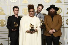 Alabama's big night at the Grammys: Alabama Shakes, Jason Isbell and more. http://www.al.com/entertainment/index.ssf/2016/02/alabamas_big_night_at_the_gram.html#incart_river_home