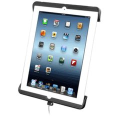 RAM Mount TAB-DOCK Sync Cradle f/4th Generation Apple iPad w/Lighting Connector - w/o Case