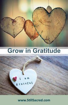 Gratitude Lists | Life Saving Strategies | Everyday Spirituality