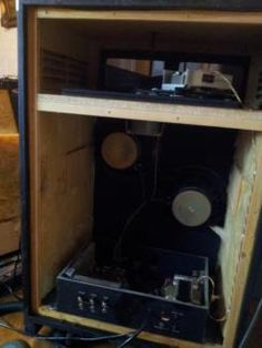 the alchemist custom leslie rotating speaker diy dreams of spl 600 pins pinterest. Black Bedroom Furniture Sets. Home Design Ideas
