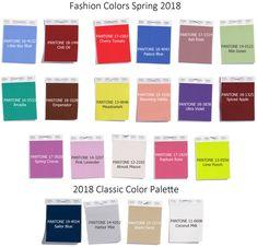 В этом году на сезон осень-зима 2017/18 Институт Цвета Pantone представил 19 оттенков. Десять оттенков были выбраны после Нью-Йорской недели моды и еще 10 после Лондонской. Но один оттенок в этих к...
