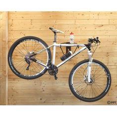 die besten 25 fahrrad wandhalter ideen auf pinterest. Black Bedroom Furniture Sets. Home Design Ideas