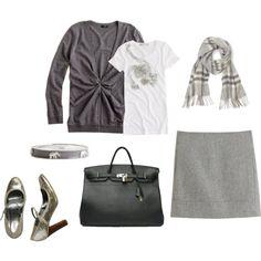 """Grey & Silver"""
