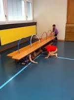Picture result for kindergarten ideas gymnastics . Kids Gym, Yoga For Kids, Exercise For Kids, Gross Motor Activities, Gross Motor Skills, Activities For Kids, Sensory Motor, School Sports, Kids Sports