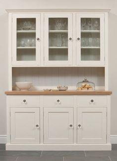 Painted-Pine-56-Glazed-Shaker-Dresser