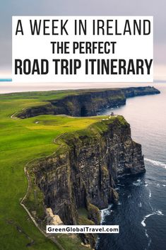 One Week in Ireland, the perfect Ireland Road Trip Itinerary | places to visit in ireland | best time to visit ireland | cork to dublin | dublin attractions |must see in ireland | what to do in ireland |ireland attractions | things to see in ireland | ireland places to visit | planning a trip to ireland | dublin to cork |ireland sights | ireland sightseeing | ireland travel tips | ireland itinerary 7 days