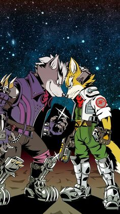 My Current wallpaper in case anyone is into Star Fox # Star Fox, Zero Wallpaper, Fox Mccloud, Fox Games, Nintendo Super Smash Bros, Fox Pictures, Arte Robot, Fox Art, Video Game Characters