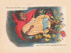 """The Magic Rug"", Ingri & Edgar Parin d'Aulaire, 1931"