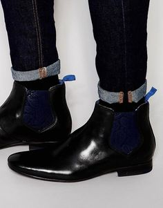 Ted+Baker+Hourb+Chelsea+Boots