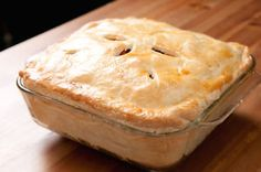 Homestyle Chicken Pot Pie - A Pan full Of Goodness - Page 2 of 2 - Recipe Patch Best Thanksgiving Recipes, Thanksgiving Food, Holiday Recipes, Dinner Recipes, Thanksgiving Leftovers, Entree Recipes, Holiday Foods, Holiday Ideas, Turkey Recipes