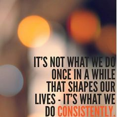 What shapes your life? #BUBeWell