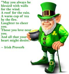Lovely Irish proverb
