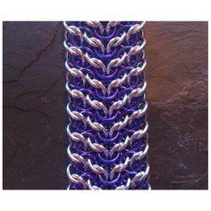 Elfweave V shaped pattern from Sagolika Länkar