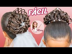 Little Girl Hairstyles, Braided Hairstyles, Wacky Hair, Crazy Hair Days, Hair Secrets, Hair And Nails, My Hair, Hair Care, Hair Makeup