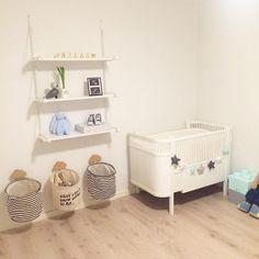 """100 synes godt om, 16 kommentarer – @m_jeggesen på Instagram: """"Er i fuld gang med at indrette babyværelse Det er så hyggeligt at gå derinde og tulre rundt☺️ Og…"""""""