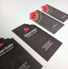 In today's competitive arena, your #businesscards need more than a clean logo design and cool layout. Choose die-cutting to stand out like never before!
