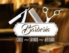 . Decorar barberías con vinilos adhesivos especial escaparates, puertas y zonas acristaladas 04398