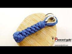In this video I demonstrate how to make a simple bell rope key fob using paracord. A similar design was demonstrated by Mikko Snellman, this one is adapted t. Paracord Belt, Paracord Keychain, Diy Keychain, Paracord Bracelets, Paracord Tutorial, Bracelet Tutorial, Snake Knot, Key Fobs, Key Chain