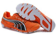 52c4a4c10505ba Puma Complete Ventis Shoes OrangeBlack Discount