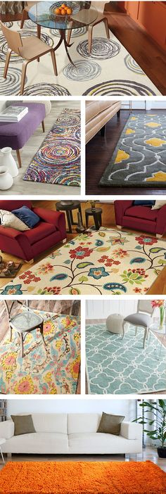 Choose from a variety of different area rug colors, styles and patterns sure to blend in nicely with your home décor/ Wayfair. Furniture, House, Home Projects, Interior, Home Improvement, New Homes, Home Decor, Home Deco, Home Diy
