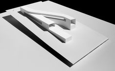 House Coimbra-Steinmann by Fran Silvestre Arquitectos - 谷德设计网 Form Architecture, Architecture Drawings, Basement Floor Plans, Roof Plan, Ground Floor Plan, Lisbon, Architectural Models, House, Portuguese
