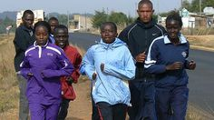Kenya produces some of the world's very best distance runners, but the possibility of winning Olympic gold is not the only incentive for the country's athletes.