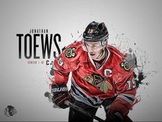 Jonathan Toews. #Captain