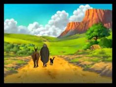 The Story of Noah Noah's Ark Bible, Animated Bible, Bible Stories For Kids, Cartoon Gifs, Religious Education, Story Video, Bible Lessons, Monument Valley, Bible Verses